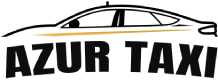 Logo Azur taxi seine et marne